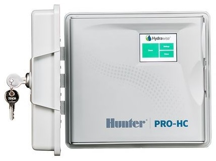 Hunter Pro-HC Hydrawise WiFi Controller 6 Station Outdoor