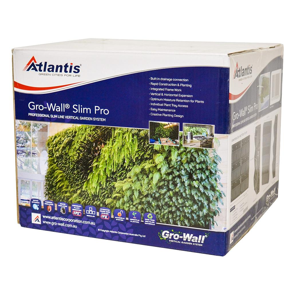 Atlantis Gro-Wall Slim Pro Kit