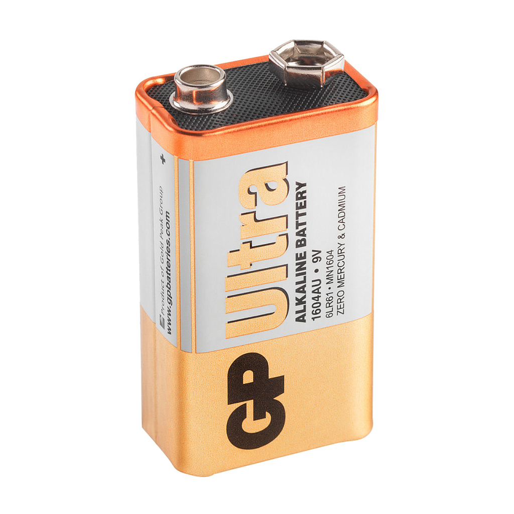 Battery 9V Alkaline