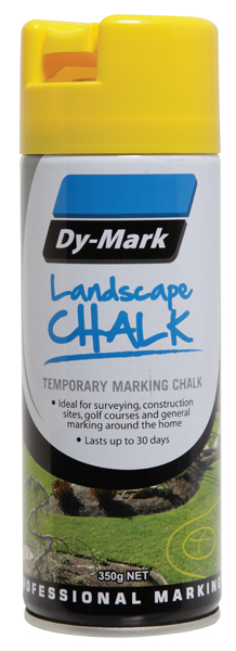 Dy-Mark Landscape Chalk Yellow